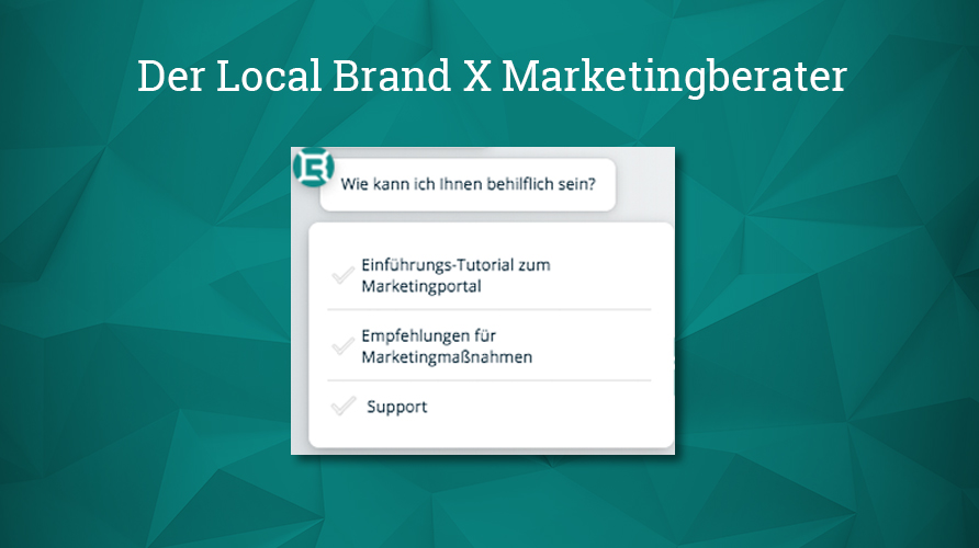 Local Brand X Marketingberater
