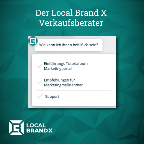 Lokale Absatzpartner direkt und digital beraten: Der Local Brand X Marketingberater