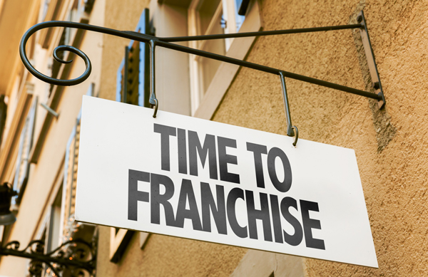Franchise industry marketing portal