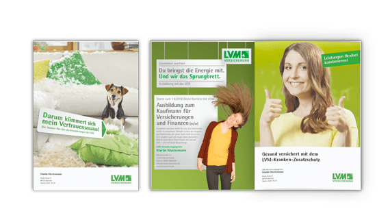 Marketing Portal LVM with Signel-Sign-On