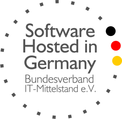 Software hosted in Germany LBX marketing portal
